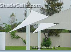 Skyclipse 320 Shade Sail Design