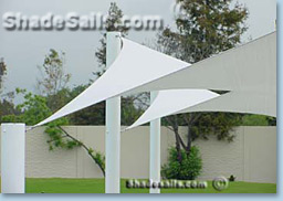 Skyclipse 320 Shade Sail Design
