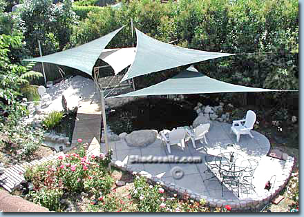 Skyclipse 320 Shade Sail