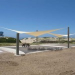 Shade Sails Beach