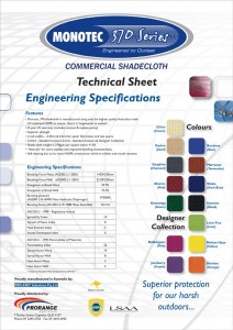 Technical Sheet - Engineering Specs