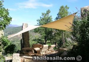 Shade Sails Install